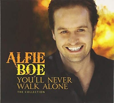 Alfie Boe: You'll Never Walk Alone  (UK IMPORT)  CD NEW