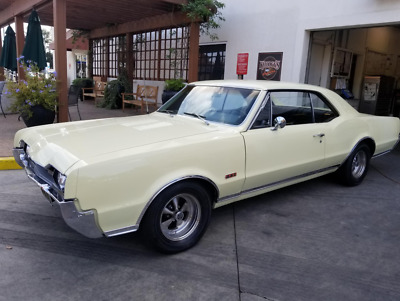 1967 Oldsmobile 442  1967 Oldsmobile Cutlass supreme 442 all original