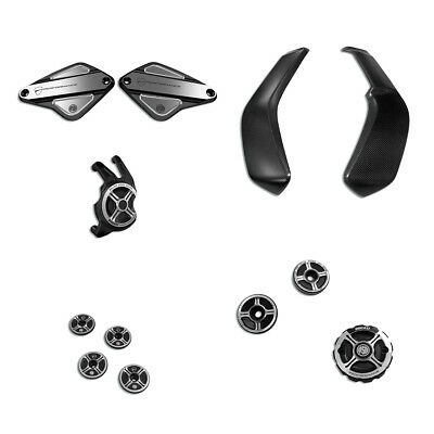Genuine Ducati XDiavel - Urban Accessory Package, Polished Carbon - 97980361AB