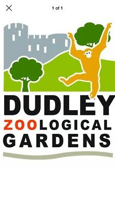 Dudley ZOO voucher admits 2 People for just £16.50 Valid Until 31th Dec 2018 241