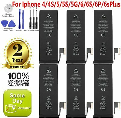 Wholesale OEM Li-ion Internal Battery Replacement for iPhone 4 4s 5 5S 6 6S Plus