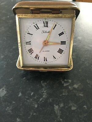 Vintage Teloch Pocket watch