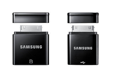 Original Samsung Adapter Set SD u. USB für Galaxy Tab 2 10.1 30Pin  8-5.1-126