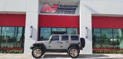 2015 Jeep Wrangler  2015 WRANGLER UNLIMITED SAHARA - OVER $20,000 IN UPGRADES - FLORIDA