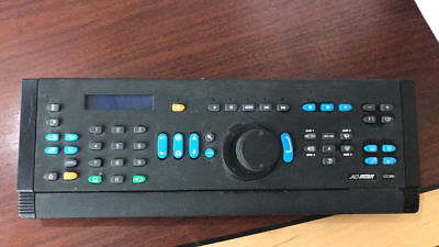 American Dynamics DVR CCTV Camera Control Centre CC300 Joystick Matrix Keyboard