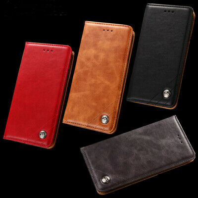 Luxury PU Leather Flip cover Stand Card Slot Business Case For Xiaomi FI 6A S2