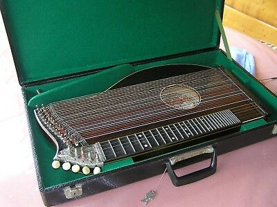 Max Amberger Zither