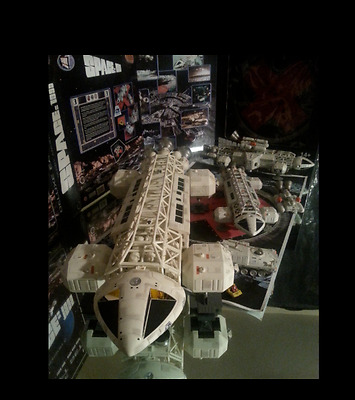 1 Space 1999 Eagle-1 TRANSPORTER Gerry Anderson show, 22'' prop no case large*