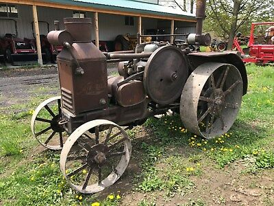 Rumely 20-30W tractor
