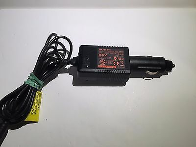 Original Sony Car Power Adapter DCC-FX150 9.5V 12V 2A DVD Player