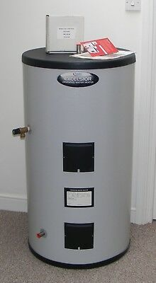 Excelsior Unvented Water Heater from Fabdec - 150 Litres - Direct - Internal