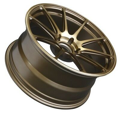 18x9/10 XXR 527F 5x114.3 +20/25 Bronze Forged Rims (Set of 4)