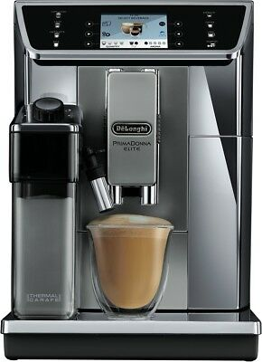 NEW DeLonghi ECAM65055MS PrimaDonna Elite Fully Auto Machine
