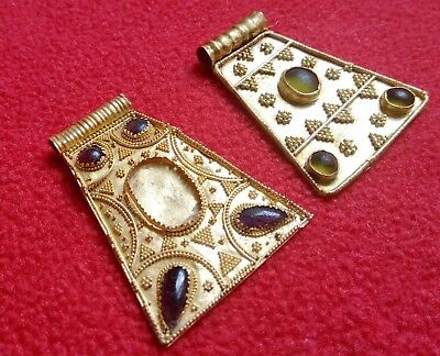 Byzantine gold,Ancient gold. Metal detector finds,Ancient Byzantin gold