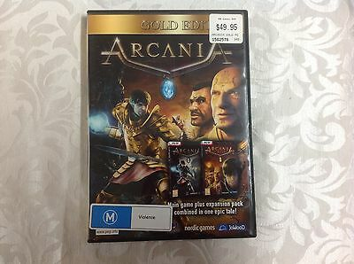 Arcania-The Complete Collection-PC Game