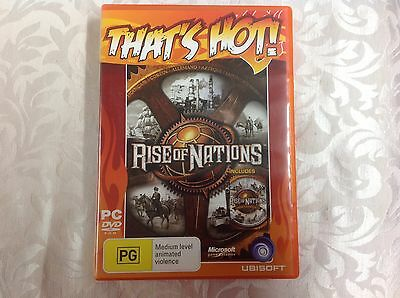 Rise of Nations-PC Game