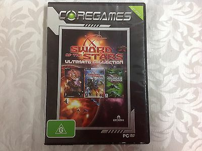Sword of the Stars-Ultimate Collection-PC Game
