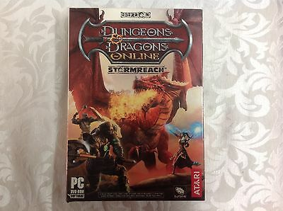 Dungeons and Dragons Online-Stormreach-PC Game