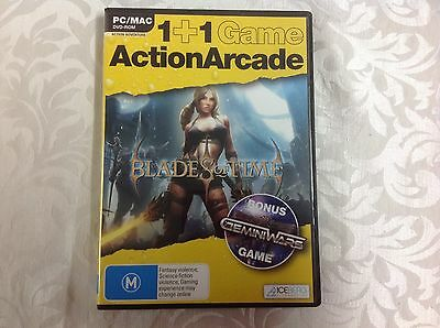 Blades of Time-PC Game