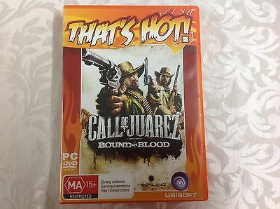 Call of Juarez-Bound in Blood-PC Game