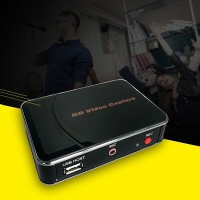 AU Ezcap280 HDMI Encoder H.264 PRO Recorder 1080P HD Video Recording Box