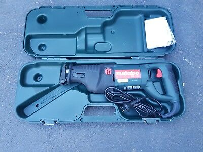 Metabo Corded Sabre Saw 1200w PSE1200