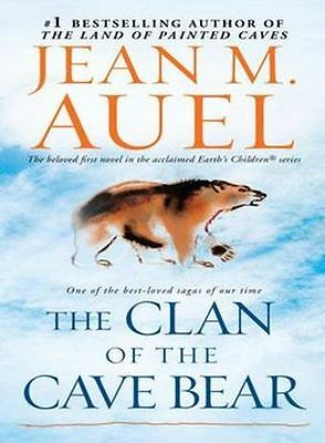 Jean M. AUEL / (Earth's Children Bk 1)  CLAN of the CAVE BEAR   [ Audiobook ]