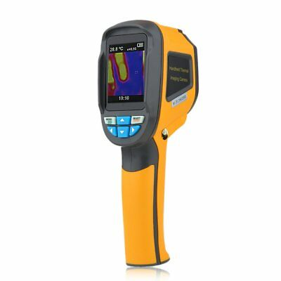 Ht-02 Handheld Ir Thermal Imaging Camera Digital Display Infrared Image Thermal~