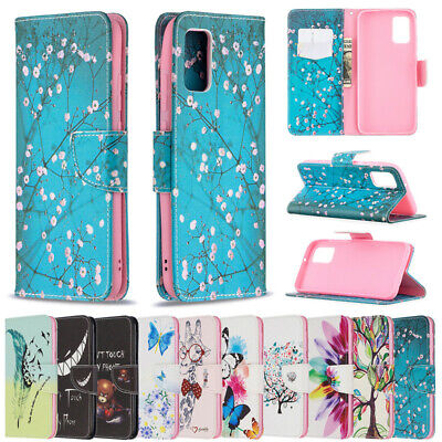 Bear Wallet Leather Flip Case Cover For Samsung A50 A40 A70 A30 J2 Pro 2018 J530