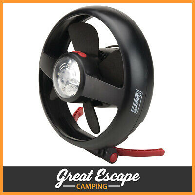 Coleman CPX 6 Tent Fan with LED Light