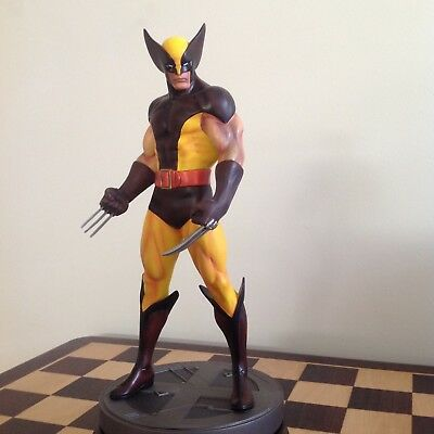 Bowen Wolverine Marvel Statue Limited Edition mint rare full size X-men