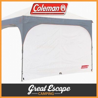Coleman All Night Shelter Solid Wall, Gazebo Not Included