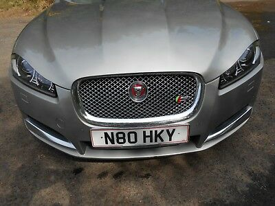 Low Mileage 2011 Jaguar XF  3.0 Diesel For Sale.
