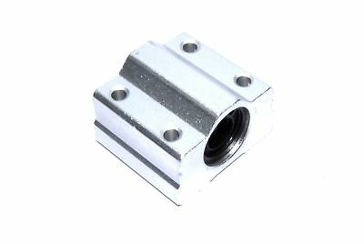 SCS10UU SC10UU Linear Ball Bearing 10mm CNC Printer RepRap Machine Flux Workshop