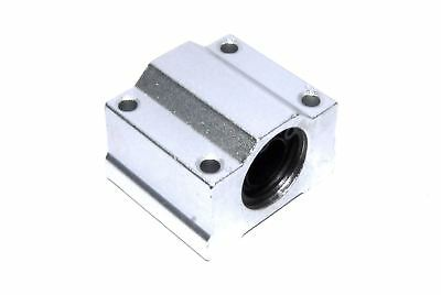 SCS12UU SC12UU Linear Ball Bearing 12mm CNC Printer RepRap Machine Flux Workshop