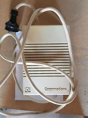 COMMODORE AMIGA 600 power supply. TESTED WORKING