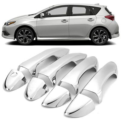 Car Styling Chrome Side Door Handle Cover Trim For Toyota For Corolla 2014-17 C