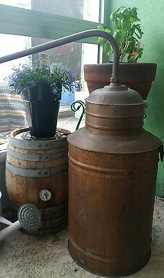 Vintage Copper Whiskey Still