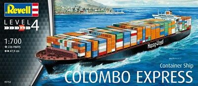 (RV05152) - Revell 1:700 - Container Ship Colombo Express