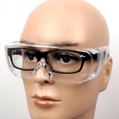 1-3PCS Safety Goggles Glasses Eye Protection Eyewear For Sport/Lab/Industry