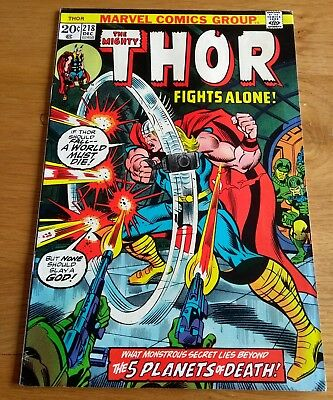 Thor 218 high grade US issue