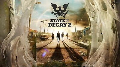 STATE OF DECAY 2 Ultimate Edition (PC / Win10 ) FULL GAME [READ DESCRIPTION]