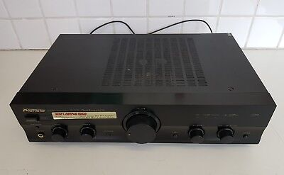 Pioneer A-109 Stereo Integrated Amplifier with Phono Stage