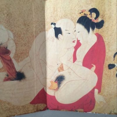 antique Chinese ancient sex culture representative: the spring palace painting