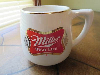 Miller High Life Coffee Cup