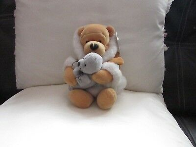 Soft Plush Explorer Pooh Bear Toy From Disney's Winnie The Pooh By Disney Store