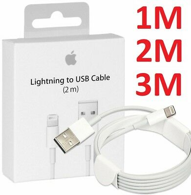 New Apple iPhone X iPhone 6 S iPhone 7 iPhone Lightning To USB Charger Cable