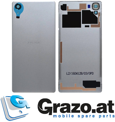 Sony Xperia X (F5121) - Original Akkudeckel Batterie Back Cover WEISS 1299-9855