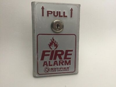 Notifier BNG-1 Fire Alarm Pull Station Fire-Lite BG-8