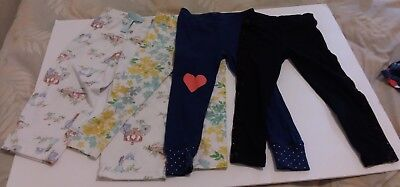 Carters lot of pants size 2T Toddler pants baby clothes.multi colored
